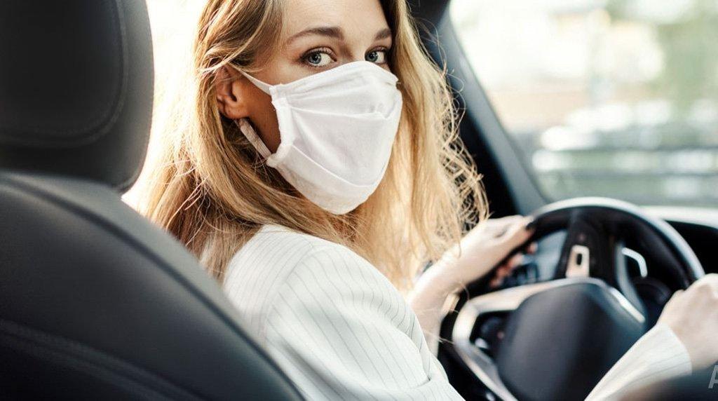 Multas por no usar las mascarillas en el coche: las pone Sanidad, pero no la DGT